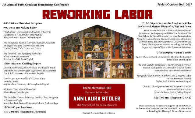 2017 TGHC Reworking Labor Poster